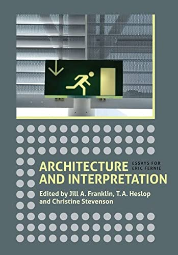 9781843837817: Architecture and Interpretation