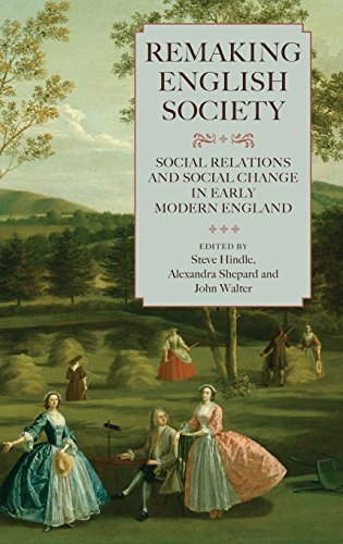 9781843837961: Remaking English Society (Studies in Early Modern Cultural, Political and Social History)
