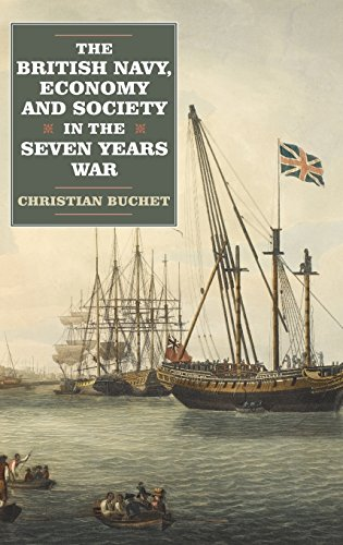 9781843838012: The British Navy, Economy and Society in the Seven Years War