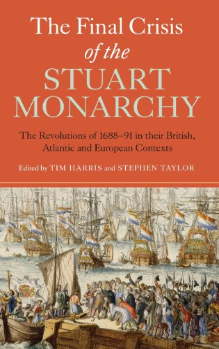 9781843838166: The Final Crisis of the Stuart Monarchy (Studies in Early Modern Cultural, Political and Social History)