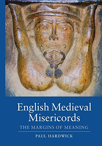 9781843838272: English Medieval Misericords (Boydell Studies in Medieval Art and Architecture)