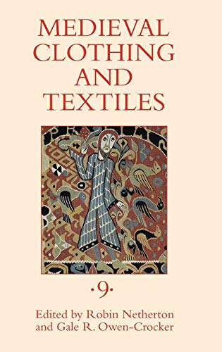 9781843838562: Medieval Clothing and Textiles 9