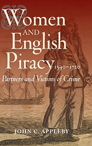 9781843838692: Women and English Piracy, 1540-1720: Partners and Victims of Crime (0)