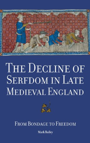 9781843838906: The Decline of Serfdom in Late Medieval England