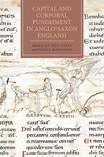 9781843839187: Capital and Corporal Punishment in Anglo-Saxon England (Anglo-Saxon Studies)