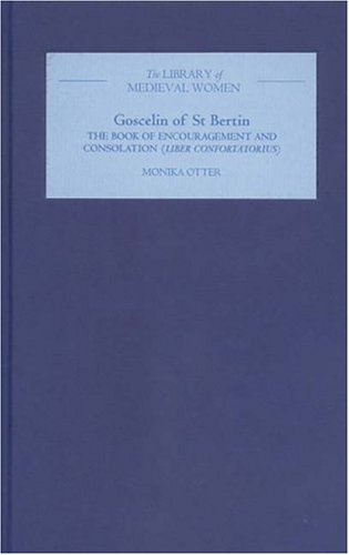 Goscelin of St. Bertin: Monika Otter (translator)