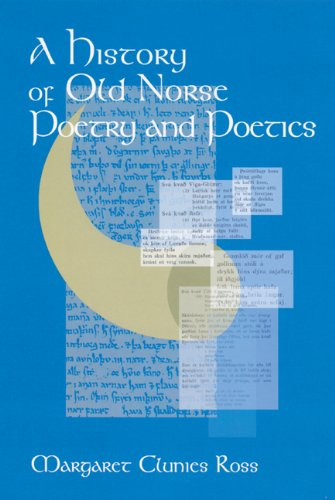 9781843840343: A History of Old Norse Poetry and Poetics