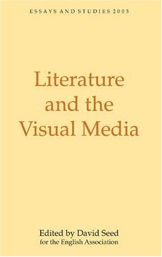 9781843840565: Literature and the Visual Media (Essays and Studies)