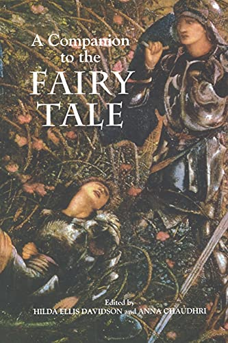 A Companion to the Fairy Tale: BOYE6