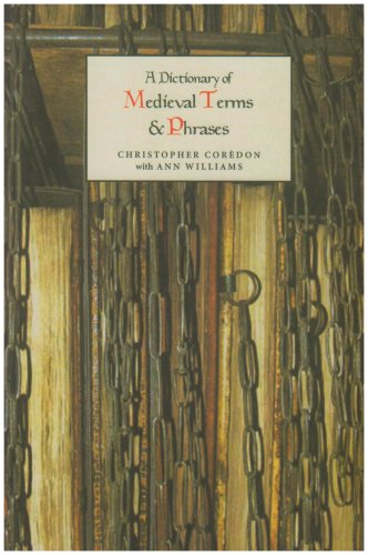 9781843841388: A Dictionary of Medieval Terms and Phrases
