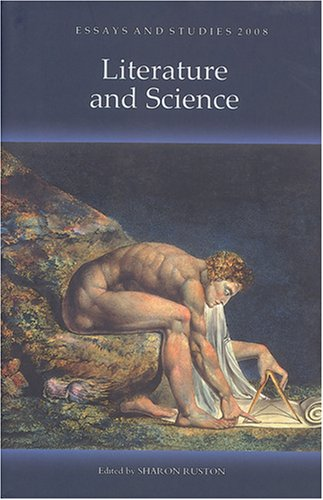 9781843841784: Literature and Science (61) (Essays and Studies)