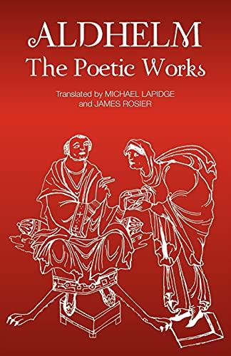9781843841982: Aldhelm: The Poetic Works (0)