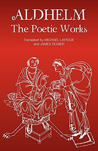 Aldhelm: The Poetic Works