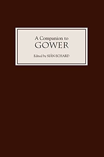9781843842446: A Companion to Gower