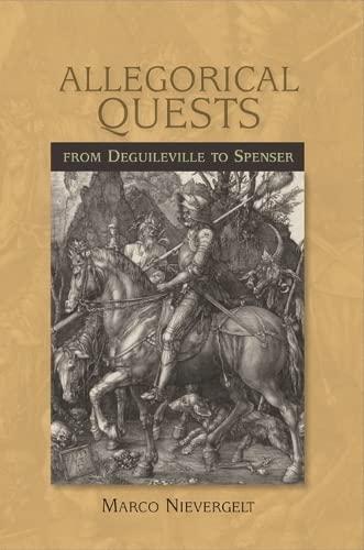 9781843843283: Allegorical Quests from Deguileville to Spenser