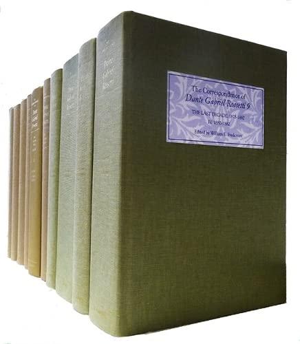 9781843843979: The Correspondence of Dante Gabriel Rossetti: set