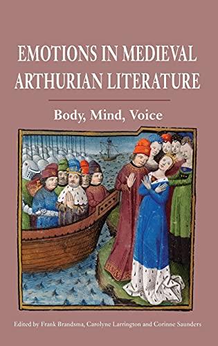 9781843844211: Emotions in Medieval Arthurian Literature (Arthurian Studies)