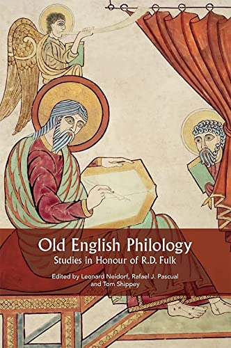 9781843844389: Old English Philology: Studies in Honour of R.D. Fulk: 31 (Anglo-Saxon Studies)