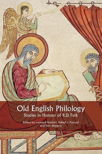 9781843844389: Old English Philology (Anglo-Saxon Studies)
