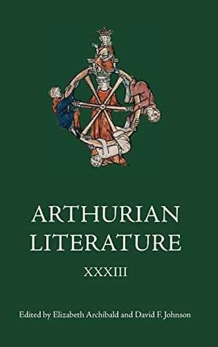 9781843844501: Arthurian Literature XXXIII: 33