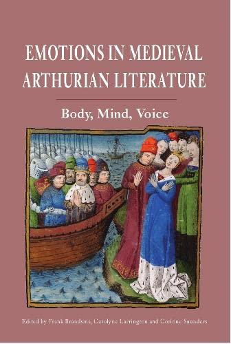 9781843845003: Emotions in Medieval Arthurian Literature (Arthurian Studies)