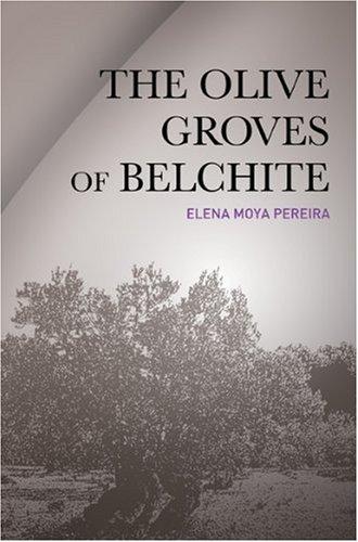 9781843865766: The Olive Groves of Belchite (Vanguard)