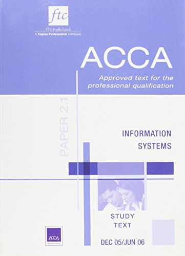 Information Systems: VARIOUS