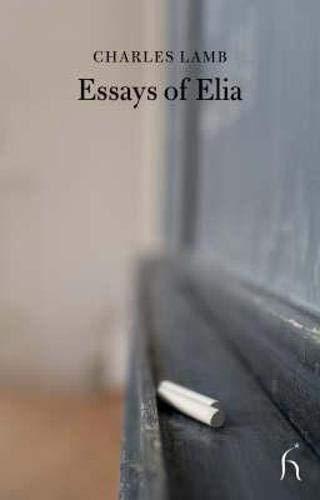 9781843911739: Essays of Elia (Hesperus Classics)