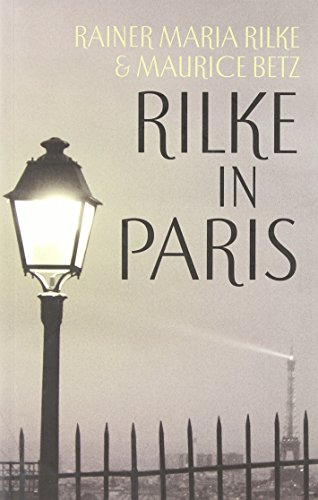 9781843913696: Rilke in Paris
