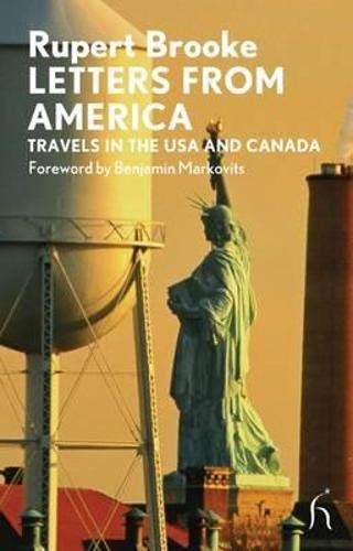 9781843914334: Letters from America (Hesperus Modern Voices)