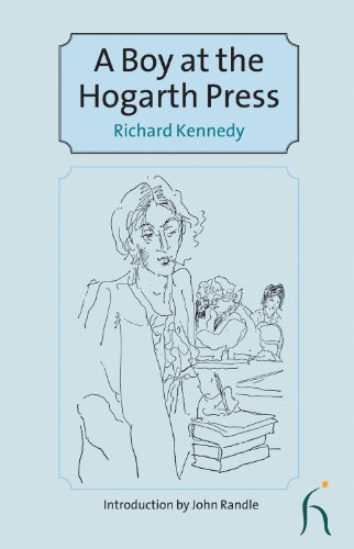 9781843914617: A Boy at the Hogarth Press (Modern Voices)