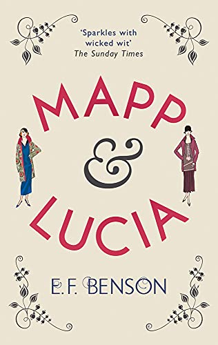 9781843915461: Mapp & Lucia