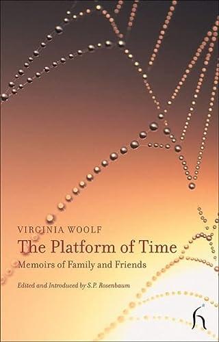 9781843917090: The Platform of Time (Hesperus Non-Fiction)
