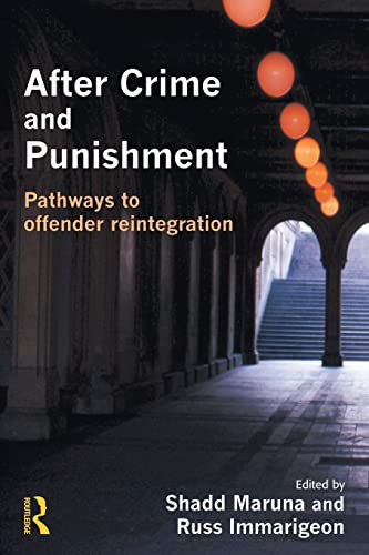 9781843920571: After Crime and Punishment: Pathways to Offender Reintegration