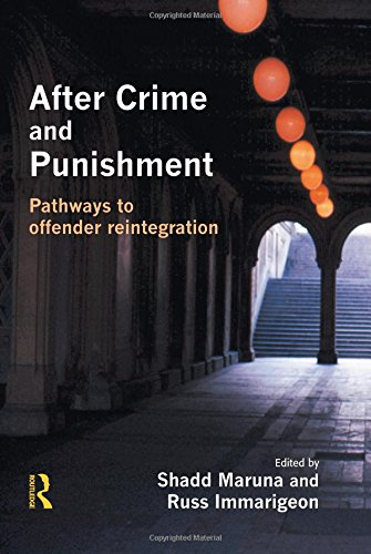 9781843920588: After Crime and Punishment: Pathways to Offender Reintegration