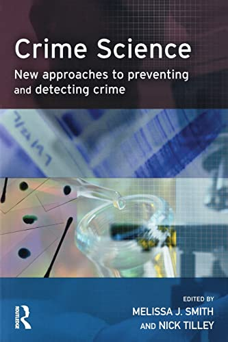 9781843920892: Crime Science (Crime Science Series)