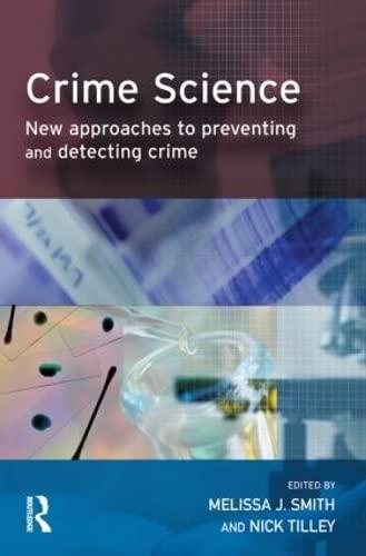 9781843920908: Crime Science (Crime Science Series)