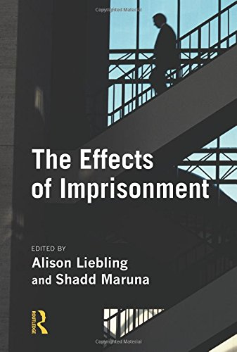 9781843920939: The Effects of Imprisonment (Cambridge Criminal Justice Series)