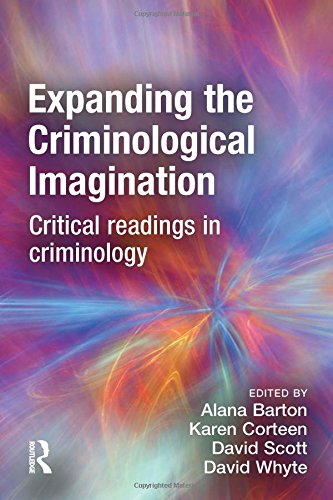 9781843921578: Expanding the Criminological Imagination
