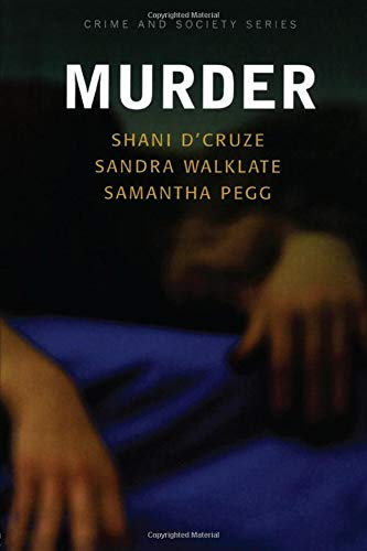 9781843921691: Murder (Crime and Society Series)