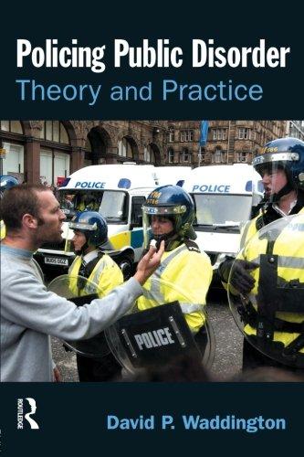 Policing Public Disorder: Waddington, David