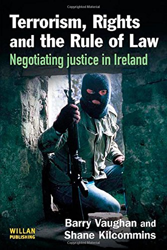 9781843922650: Terrorism, Rights and the Rule of Law