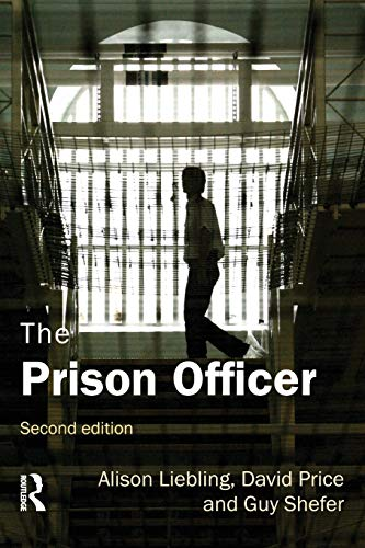 9781843922698: The Prison Officer