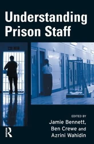 9781843922742: Understanding Prison Staff