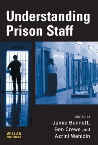 9781843922759: Understanding Prison Staff