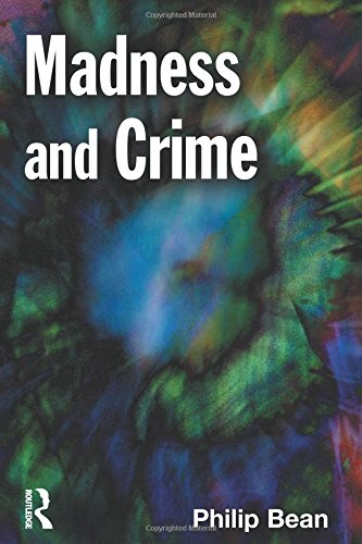 9781843922971: Madness and Crime