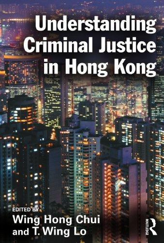 9781843923008: Understanding Criminal Justice in Hong Kong. Willan. 2008.