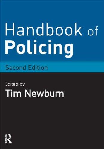 9781843923237: Handbook of Policing