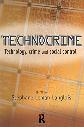 9781843923855: Technocrime: Technology, Crime and Social Control
