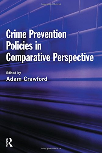 9781843924135: Crime Prevention Policies in Comparative Perspective